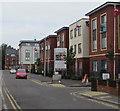 SU4667 : Churchill retirement apartments, West Street, Newbury by Jaggery