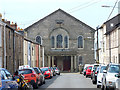 SW3631 : Methodist Church on Chapel Road, St Just by Gary Rogers