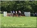 "TF9228 : ""Going a good clip"" - Horse Racing at Fakenham by Richard Humphrey"