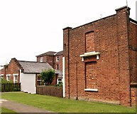 TG2101 : The Henstead Union Workhouse/ WW1 VAD Hospital by Evelyn Simak