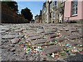 SP5106 : The cobbles on Merton Street by Philip Halling