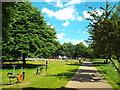 TQ1682 : Pitshanger Park, near Ealing by Malc McDonald
