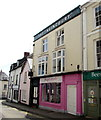 SO5012 : Angel Nails, 3 Agincourt Street, Monmouth  by Jaggery