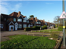 SP0979 : Houses on School Road, Warstock by Richard Law