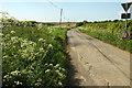SS4113 : Road from Downmoor Cross by Derek Harper