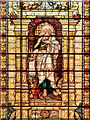 SJ8398 : St Ann's Church East Window - St Paul by David Dixon