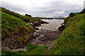 V5258 : Small cove, Darrnane Harbour by Mick Garratt