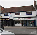 SU4666 : Best Western, 105 Bartholomew Street, Newbury by Jaggery