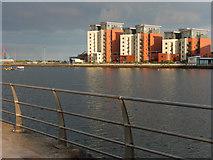 SS6692 : Prince of Wales Dock, Swansea by Stephen McKay