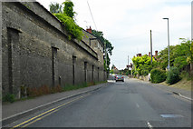 ST8026 : B3081 Wyke Road, Gillingham by Robin Webster