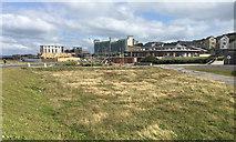 SY6874 : Mixed development near Osprey Quay, Portland by Robin Stott