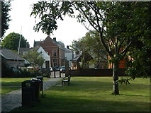 TM2632 : St Nicholas' Churchyard by Paul Franks