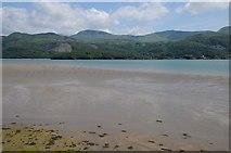 SH6215 : Mawddach estuary by Philip Halling