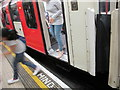 "TQ3281 : Passengers have to ""Mind the gap"" at Bank Central Line station : Week 24"