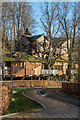 NU1913 : The Treehouse, The Alnwick Garden by Ian Capper