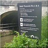 ST7565 : Bath tunnels by Michael Dibb