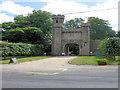 S7250 : Estate Gate by kevin higgins