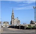NJ9966 : View down Victoria Street, Fraserburgh by Bill Harrison
