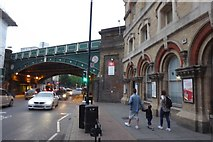 TQ2876 : Battersea Park station by David Lally