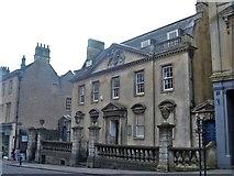 ST7565 : King Edward's School by Michael Dibb