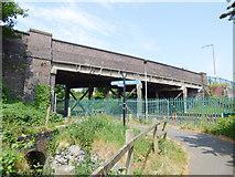 SD4364 : West End Road bridge by Stephen Craven