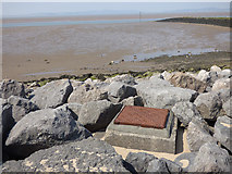 SD4464 : Manhole cover at Fartle Barrow by Stephen Craven