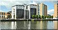 J3474 : The Waterfront Plaza, Belfast - June 2018(1) by Albert Bridge