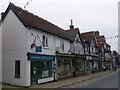 SU3008 : High Street, Lyndhurst by Robin Drayton