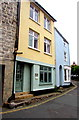 SY3492 : The Bookie, 34A Coombe Street, Lyme Regis by Jaggery