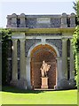 SU8294 : The Temple of Apollo in West Wycombe Park by Steve Daniels
