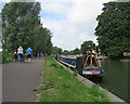 TL4559 : Sunday morning by the Cam by John Sutton