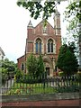 SK5640 : Church of The Virgin Mary Eleousa, Derby Road by Alan Murray-Rust
