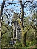 NN1127 : House in the trees at Lochawe by Alpin Stewart
