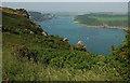SX7337 : Salcombe Harbour by Derek Harper