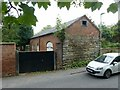 SK4826 : Former coach house and stable to the Old Rectory, Kegworth by Alan Murray-Rust