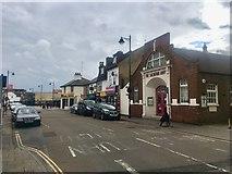 TQ5474 : Hythe Street, Dartford by Chris Whippet