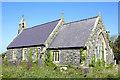 SH4760 : Llanfaglan's Church by Jeff Buck