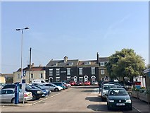 TR3752 : Albion Place, Deal by Chris Whippet