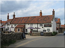 TG0243 : The King's Arms, Blakeney, Norfolk by Richard Humphrey