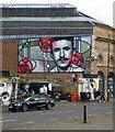 NS5964 : Charles Rennie Mackintosh Mural by Thomas Nugent