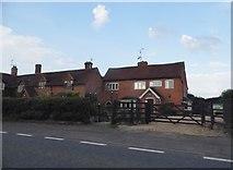 SP0761 : Houses on Haydon Way, Studley by David Howard