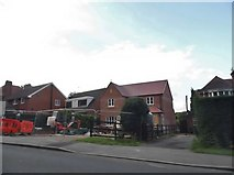 SP0663 : New house on Node Hill, Studley by David Howard