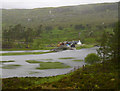 NH1822 : Bridge by Affric Lodge by Craig Wallace