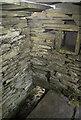 SH6645 : Inside Ty bach at Rhosydd by Arthur C Harris