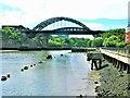 NZ3957 : Wearmouth Bridge, Sunderland by G Laird