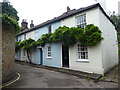 TQ1673 : Cottages in Ferry Road, Twickenham by Marathon