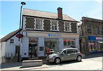 ST1599 : Barclays, 1 Hanbury Road, Bargoed by Jaggery