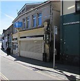 ST1599 : Dial a Curry, High Street, Bargoed by Jaggery