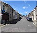 ST1499 : Heolddu Road, Bargoed by Jaggery