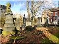 SJ8895 : Brookfield churchyard by Gerald England